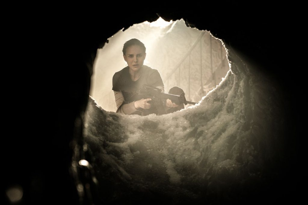 Annihilation เป็นภาพยนตร์แนววิทยาศาสตร์ที่มีการพิจารณามากที่สุดตั้งแต่มาถึง