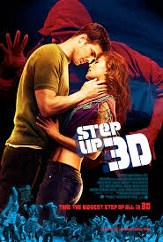 STEP UP 3D – A REVIEW